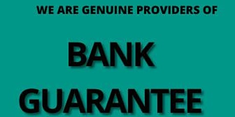 What is Bank Guarantee tickets
