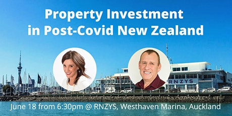 Property Investment Strategies in a Post-Covid New Zealand tickets