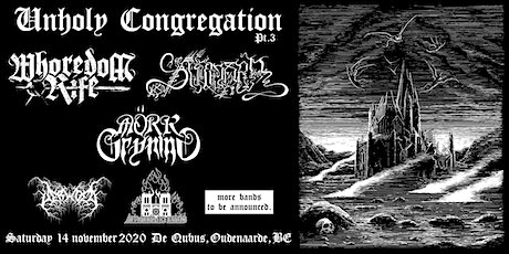 Unholy Congregation Pt. 3 tickets