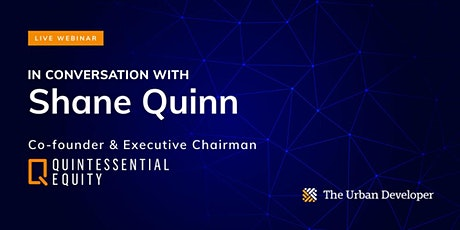 In Conversation with Shane Quinn (Quintessential Equity) tickets