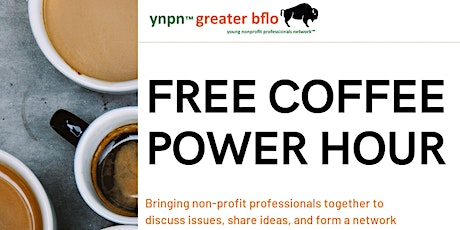 YNPN November Coffee Power Hour (Virtual Event) tickets