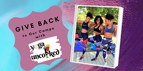 Give Back with Yoga Uncorked-Retreat on Charleston Peak tickets