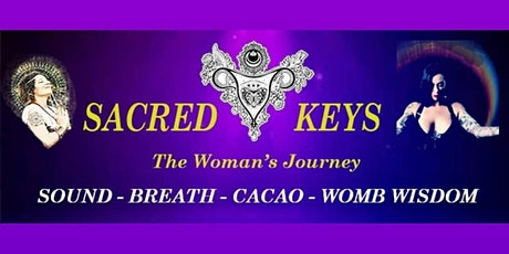 Sacred Keys: The Woman's Journey tickets