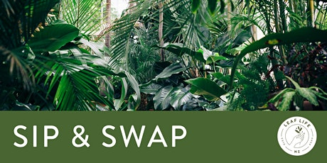 Sip & Swap - Indoor Plants tickets