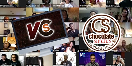Virtual Chocolate Sundaes Stand Up Comedy Show tickets