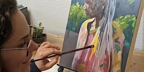 Online Art Classes - Adults tickets