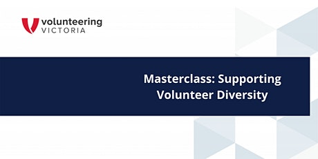 Research Masterclass: Supporting Volunteer Diversity tickets