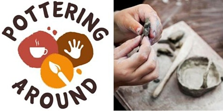Pottering Around Workshop - Air Dried Clay Creations tickets
