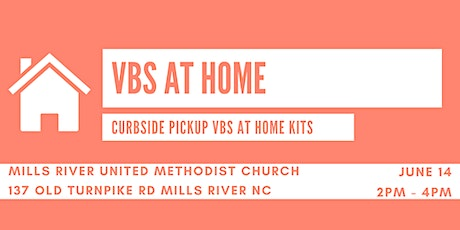 VBS at Home Curbside Pickup tickets