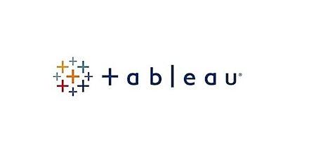 4 Weeks Tableau BI Training in Brussels | June 8, 2020 - July  1, 2020 tickets