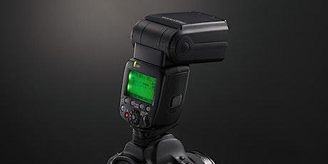 Canon Speedlite - Flash for Beginners tickets