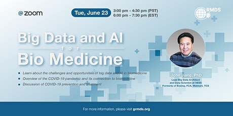 Big Data and AI for Biomedicine tickets