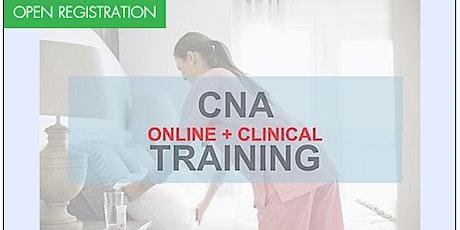 (CNA) Nurse Assistant Training: Information Session & Registration Day-6/18 tickets