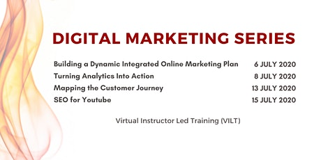 Digital Marketing Series - Virtual Instructor Led Training tickets