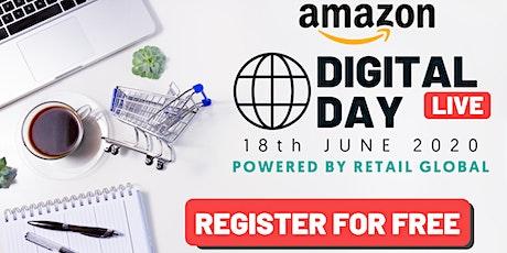 Amazon Digital Day tickets