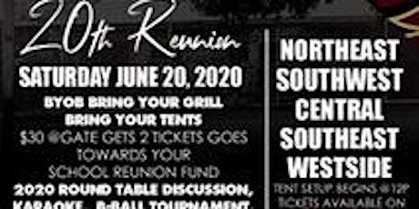 Macon, Ga. High Schools Class of 2000, 20th Year Reunion tickets