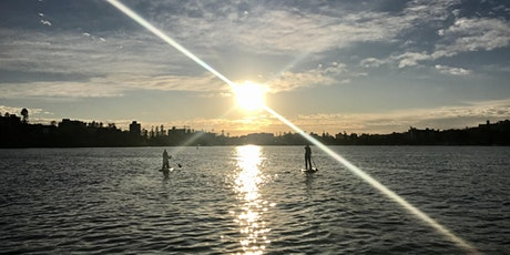 'Find Your Balance' Part 1: SUP + Beach Yoga tickets