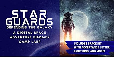 STAR GUARDS | A Digital Space Adventure Summer Camp LARP tickets