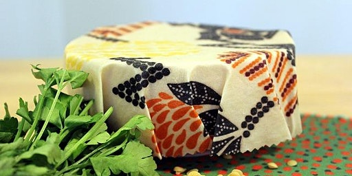 Plastic-free Living and Beeswax Wraps Workshop