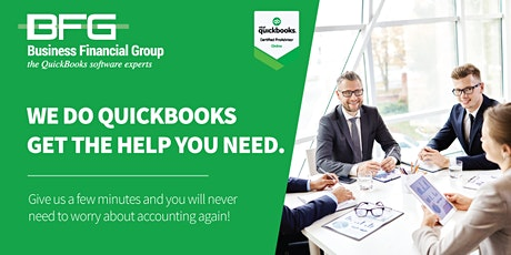 Virtual QuickBooks Training tickets