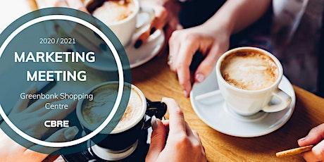 Greenbank Shopping Centre Retailer Marketing Meeting tickets
