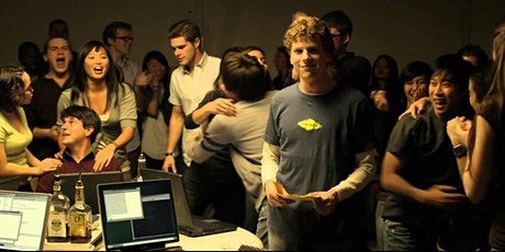 Secret Movie Club Netflix Party of David Fincher's THE SOCIAL NETWORK tickets