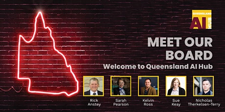 Welcome to Queensland AI Hub: Meet Our Board tickets