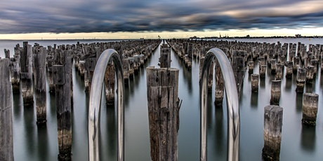 Long Exposure Photography with Haida Filters - Princes Pier tickets