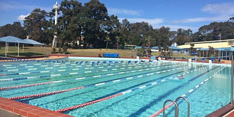 Roselands Outdoor Pool Lap Swimming Sessions - Sunday 5 July 2020 tickets