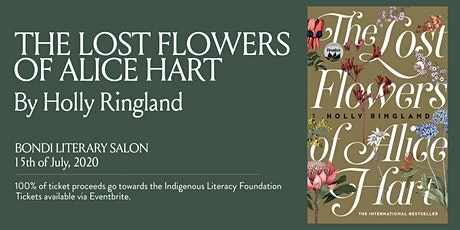 BONDI LITERARY SALON WITH HOLLY RINGLAND, JULY 2020 tickets