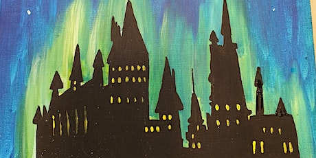 Hogwarts Castle Painting Workshop tickets