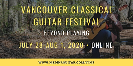 Vancouver Classical Guitar Festival tickets