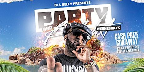 PARTY & BULLSHxT ZOOM Live Party boletos