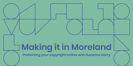 Protecting your copyright online with Suzanne Derry (MiiM) tickets