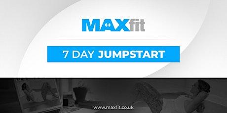 Maxfit Online 7 Day Jump start with Seán tickets