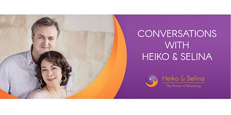 Q&A Conversations with Heiko & Selina: Ask Us Anything tickets