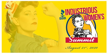 3rd Annual Industrious Women's Summit tickets