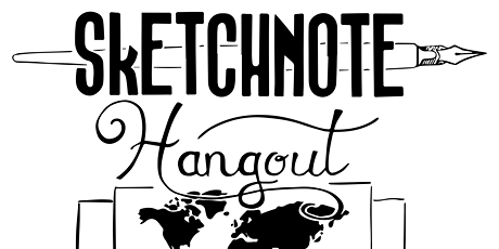 Sketchnote-on-location #8 at a surprise online museum or exhibition tickets
