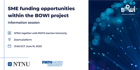 BOWI Open Call — Information session Norway tickets
