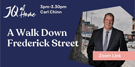 A walk down Frederick Street 