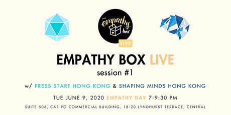 Empathy Box LIVE Session #1 tickets