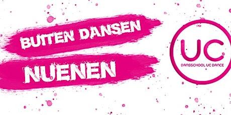 UC Dance - Nuenen - Dinsdag Streetdance les 18.45-19.45u (14 jaar en ouder) tickets
