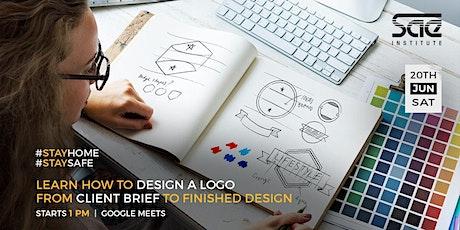 Logo Design - Free Webinar tickets