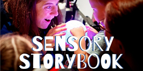 Sensory Story Book with Concrete Youth #SHEFESTDIGITAL2020 tickets