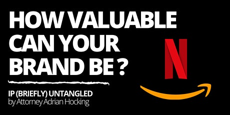 IP (briefly) Untangled - Why Trump is Right & the Value of Your Brand tickets