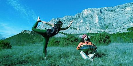 Yoga et Musique collaboration billets