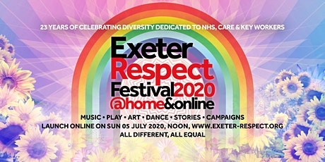 Exeter Respect Festival @ Home & Online tickets