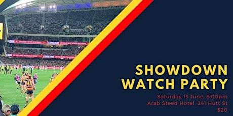 Rainbow Crows Showdown 2020 tickets
