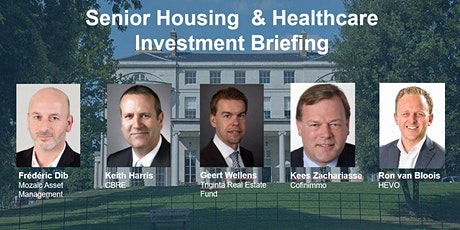 Senior Housing & Healthcare Investment tickets