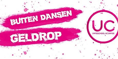 UC Dance - Geldrop - Woensdag Streetdance 15.00 – 16.00 uur (7 t/m 9 jaar) tickets